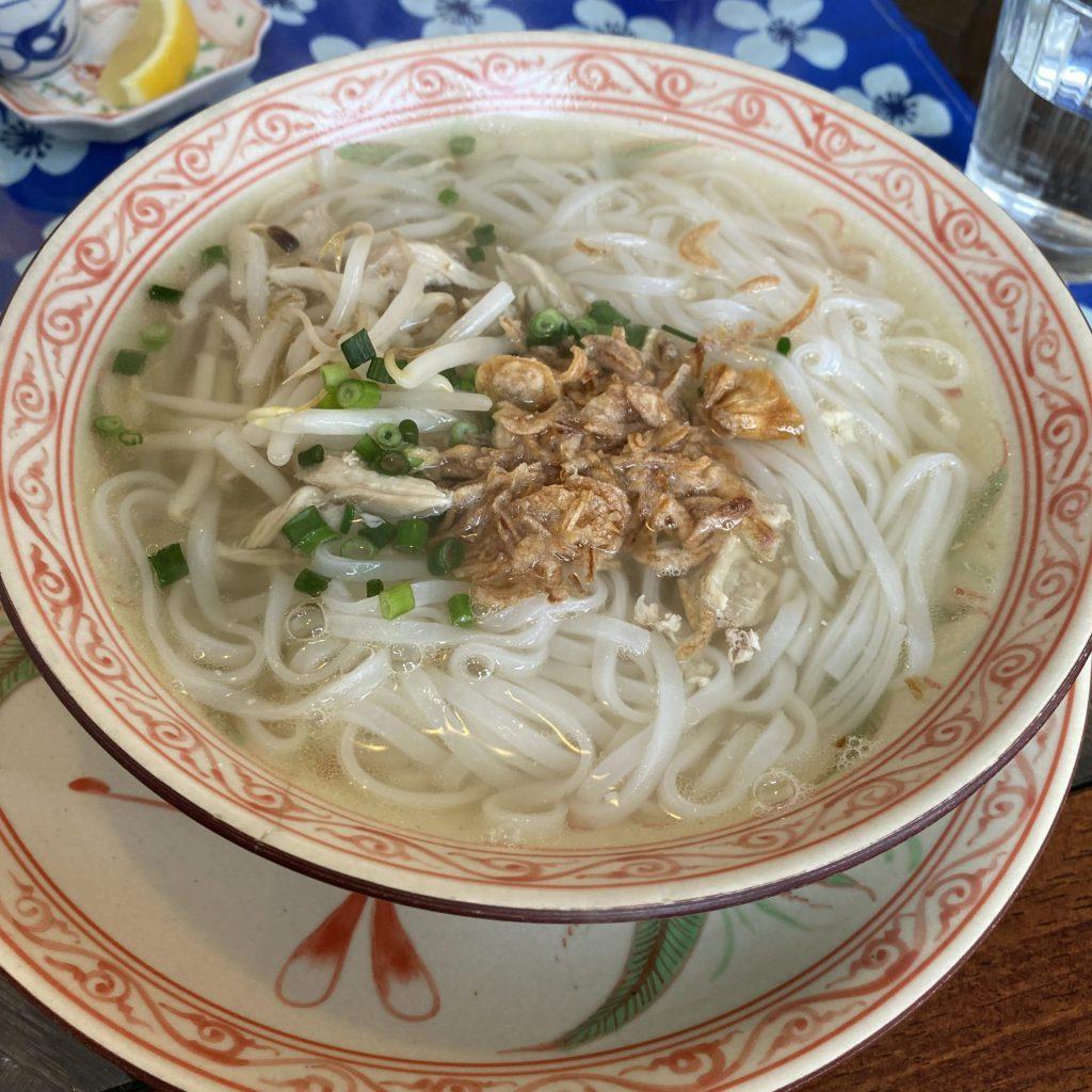洞爺湖 yukcana ベトナム料理 オーガニック カフェ 有機 フォー
