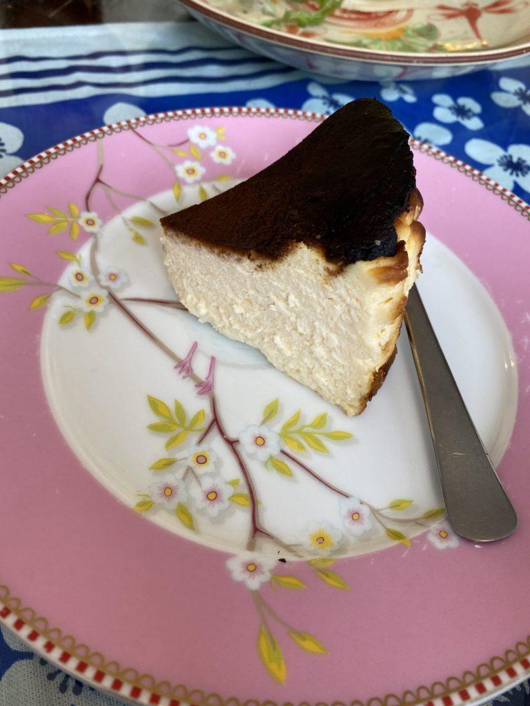 洞爺湖 yukcana ベトナム料理 オーガニック カフェ 有機 バスクチーズケーキ
