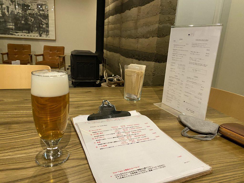 帯広 ヌプカ サ飯 はじまりのビール サ酒
