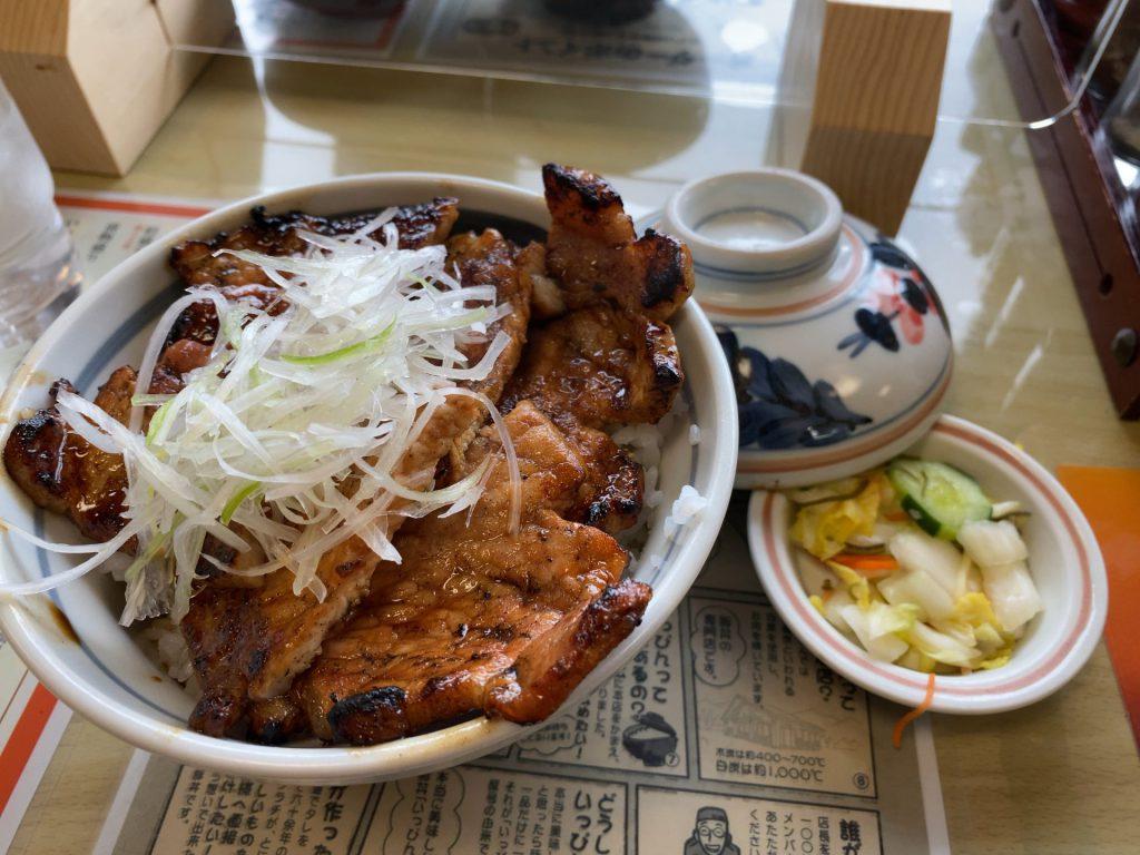 帯広 いっぴん本店 豚丼