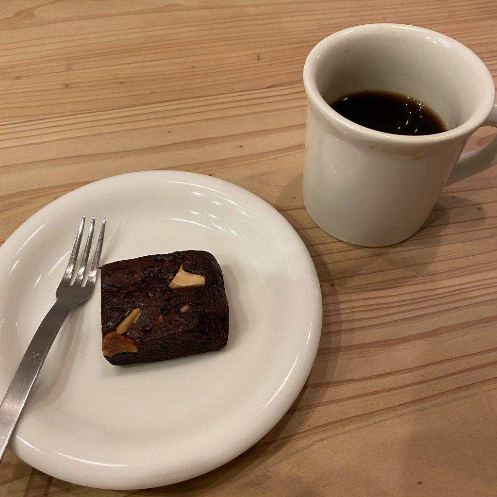 帯広 ヌプカ サ飯 ガトーショコラ